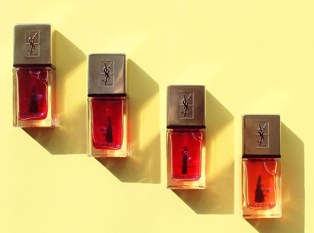 YSL's new barely-there nail colors are the low maintenance alternative to heavy nail art -
