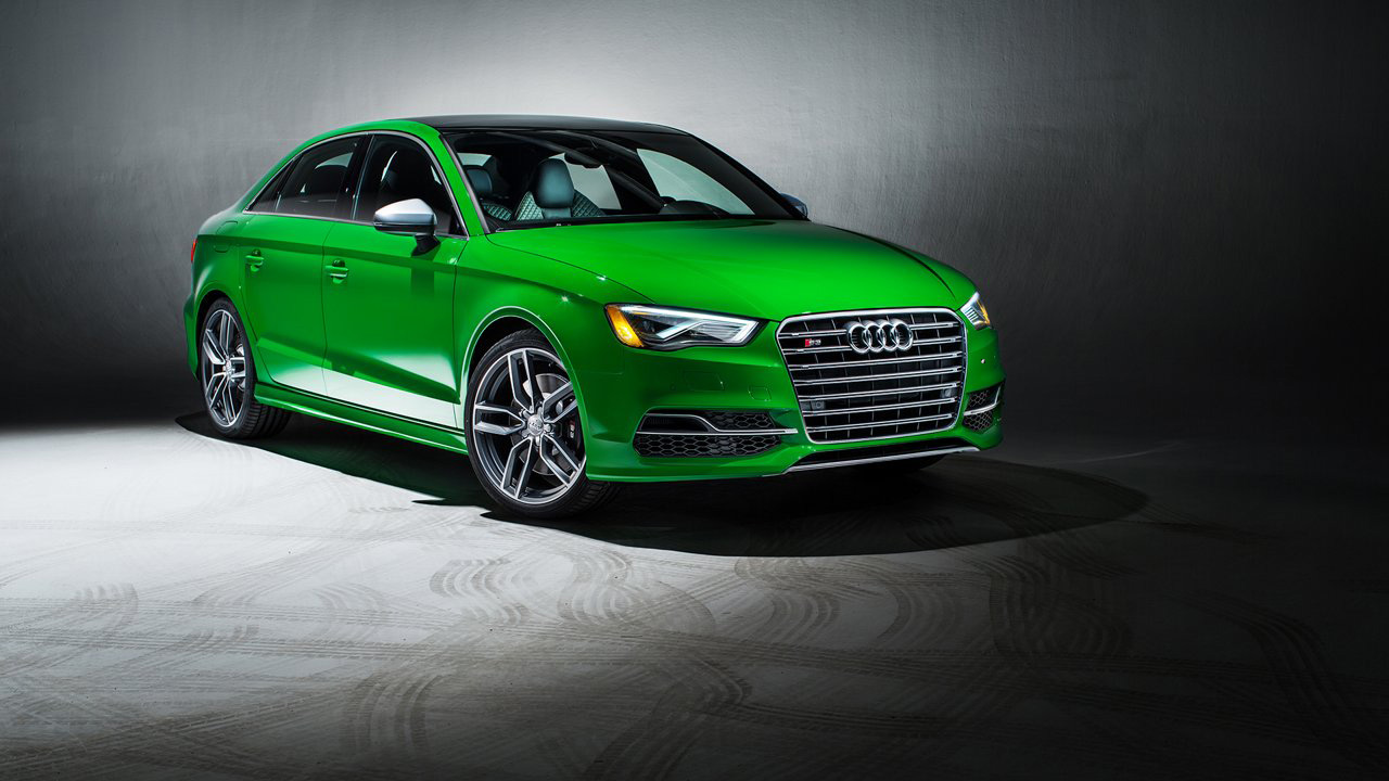 Audi Introduces Limited Run S3 Exclusive Edition For The