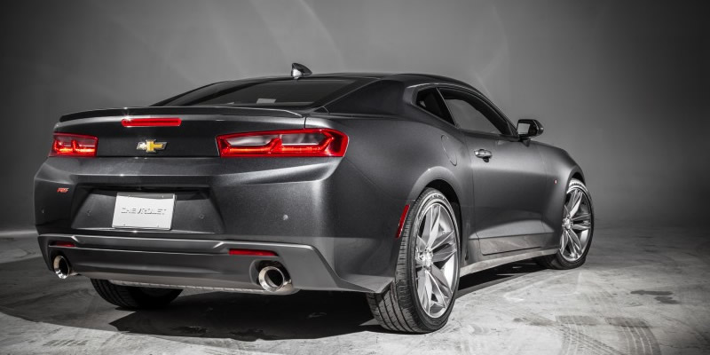 2016 Chevy Camaro Convertible Revealed Comes With Hard Tonneau Cover That Deploys Over The