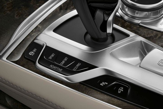 2016-bmw-7-series-gearbox