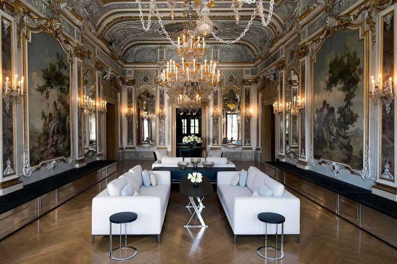 Aman Hotel Venice Restaurant