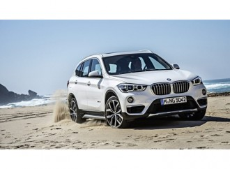 BMW-unveils-second-generation-X1-1