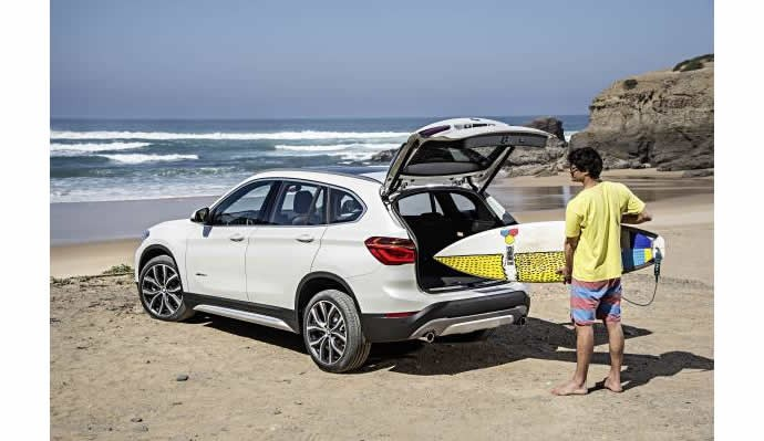 BMW-unveils-second-generation-X1-2
