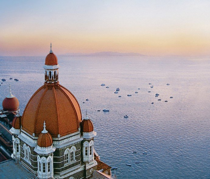 Best View_the Taj Mahal Palace