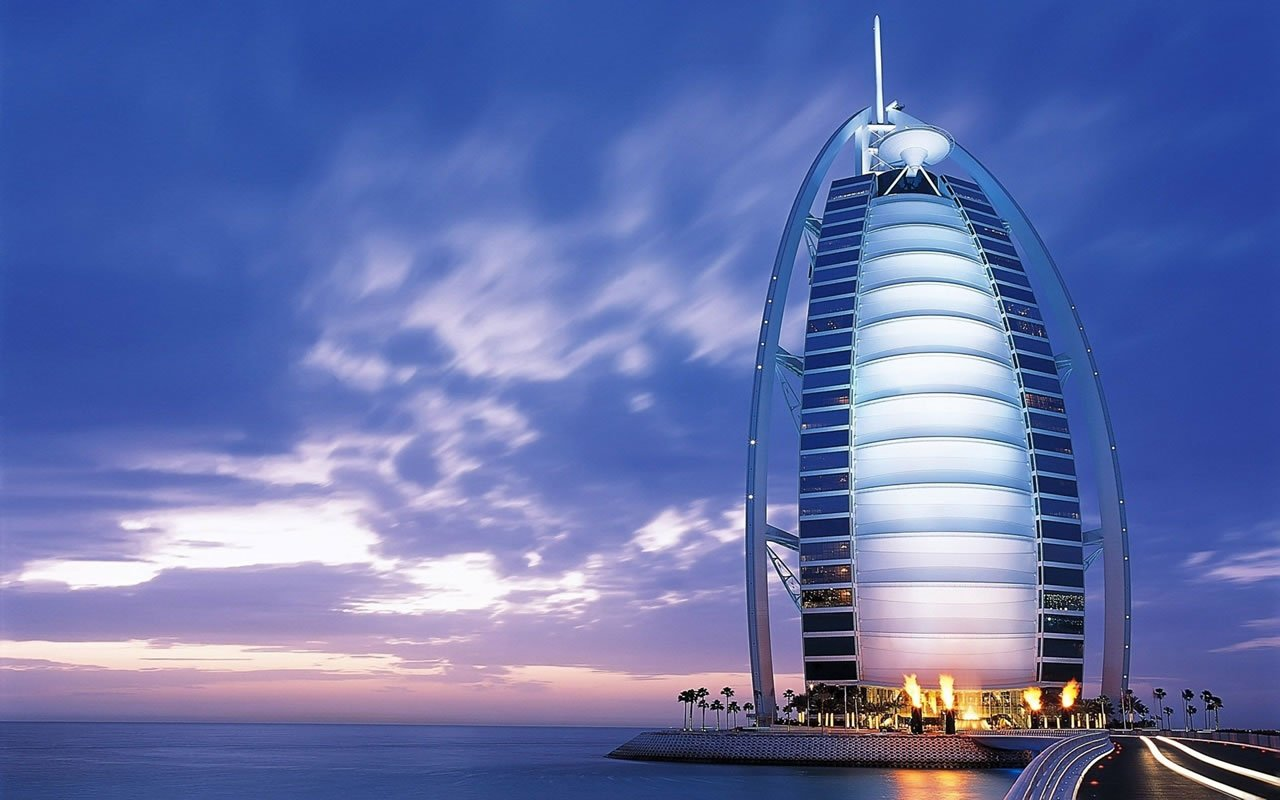 11 most expensive luxury hotels around the world for Dubai burj al arab