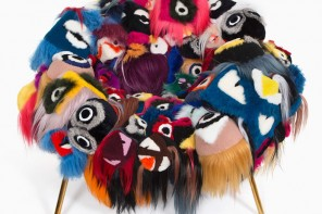 Campana-Brothers- Armchair-using-Fendi-Bag-Bugs-1
