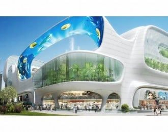 China-new-aqua-themed-godzilla-shopping-mall-1