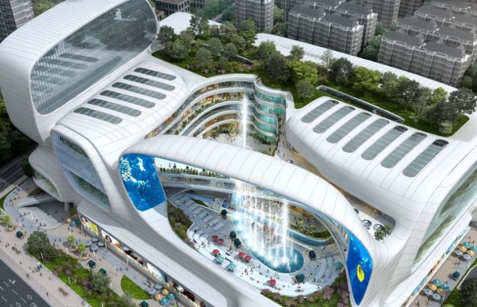 China-new-aqua-themed-godzilla-shopping-mall-2