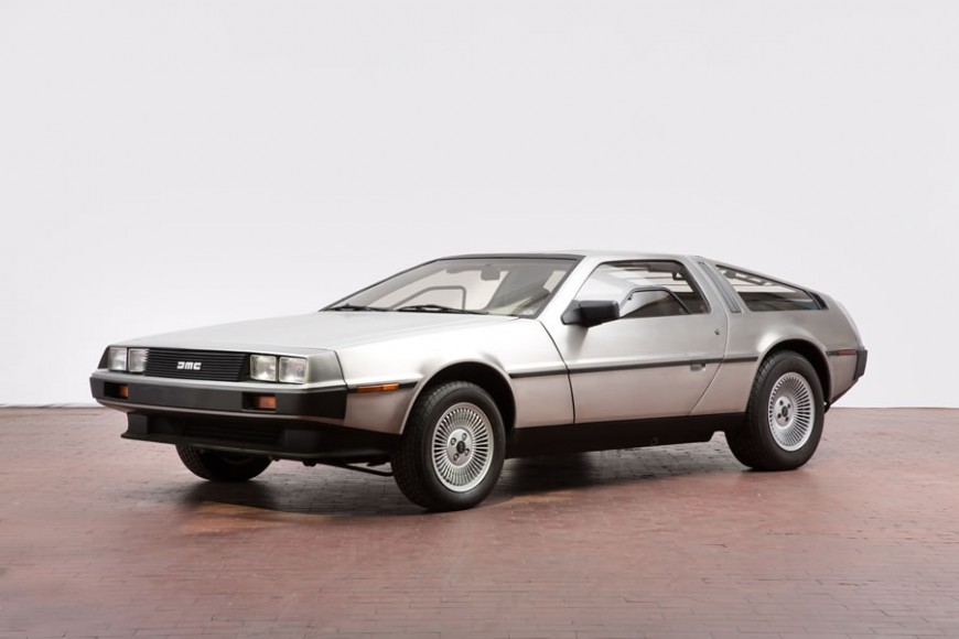 DeLoreans-DMC-12-auction-1