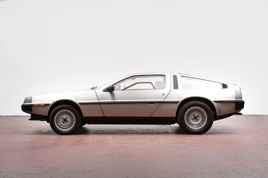 Car Online Auction >> DeLorean's very own DMC-12 vehicle is on the auction block; starting price is $35,700