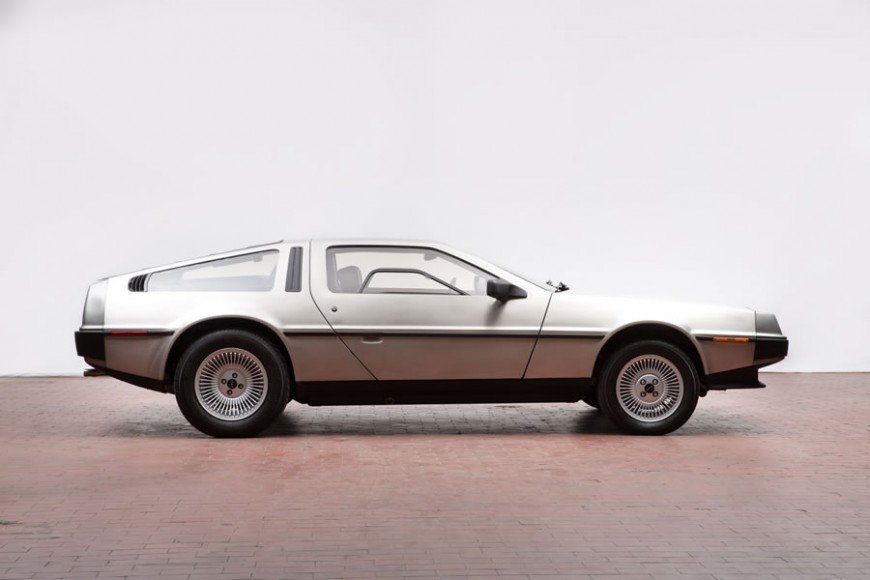 Deloreans For Sale >> DeLorean's very own DMC-12 vehicle is on the auction block; starting price is $35,700