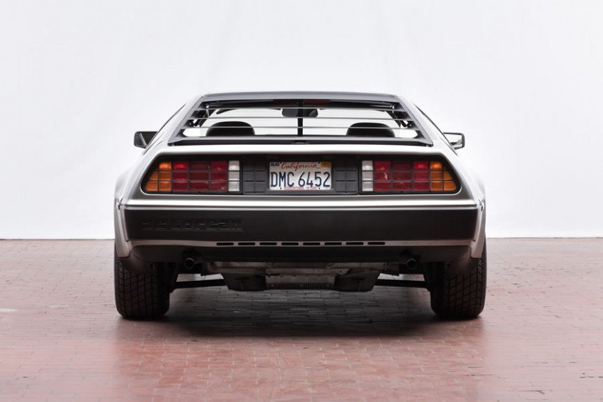 DeLoreans-DMC-12-auction-5