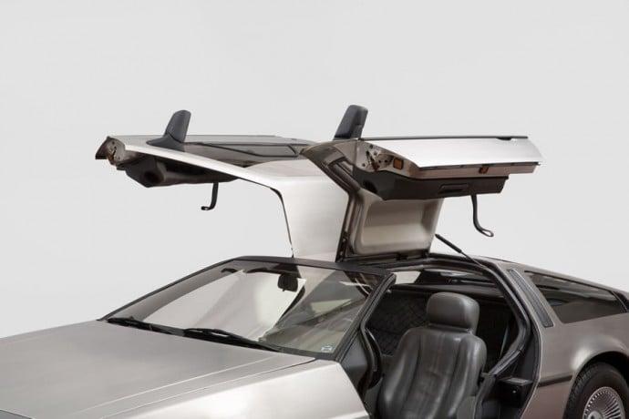 DeLoreans-DMC-12-auction-6