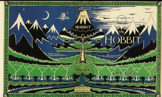 First-edition-copy-of-The-Hobbit-2