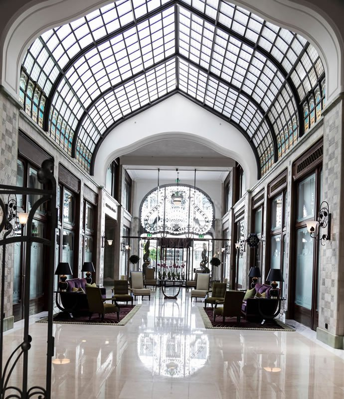 Apartment Guide Ratings: Four Seasons Gresham Palace, Budapest Review