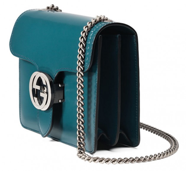 Gucci-Interlocking-Shoulder-Bag-Turquoise