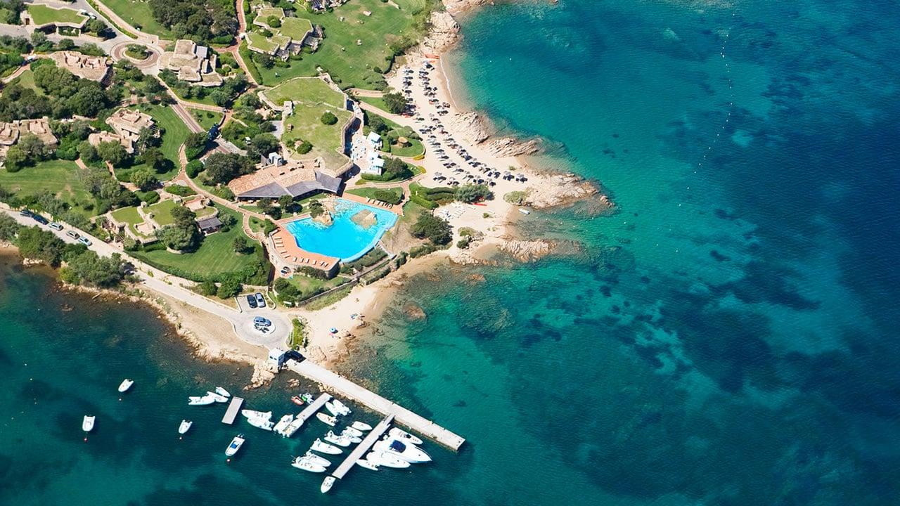Hotel Pitrizza Sardinia Italy