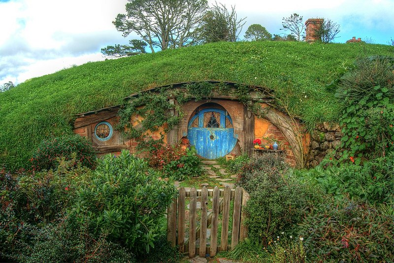 Movie Set Of The Hobbit Is One Of The Most Popular