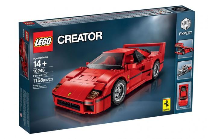 Lego-Ferrari-F40-4