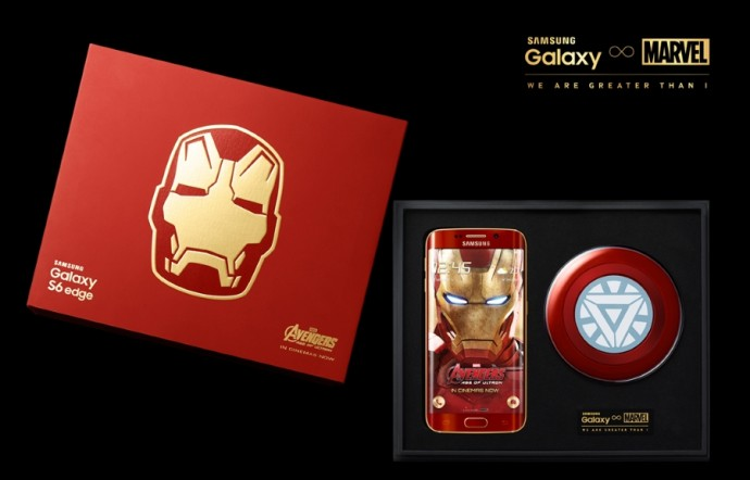 Limited-Edition-Samsung-Galaxy-S6-Edge-Iron-Man-smartphone-3