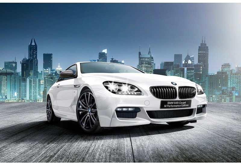 Limited Run BMW 640i Coupe M Performance Edition Launched