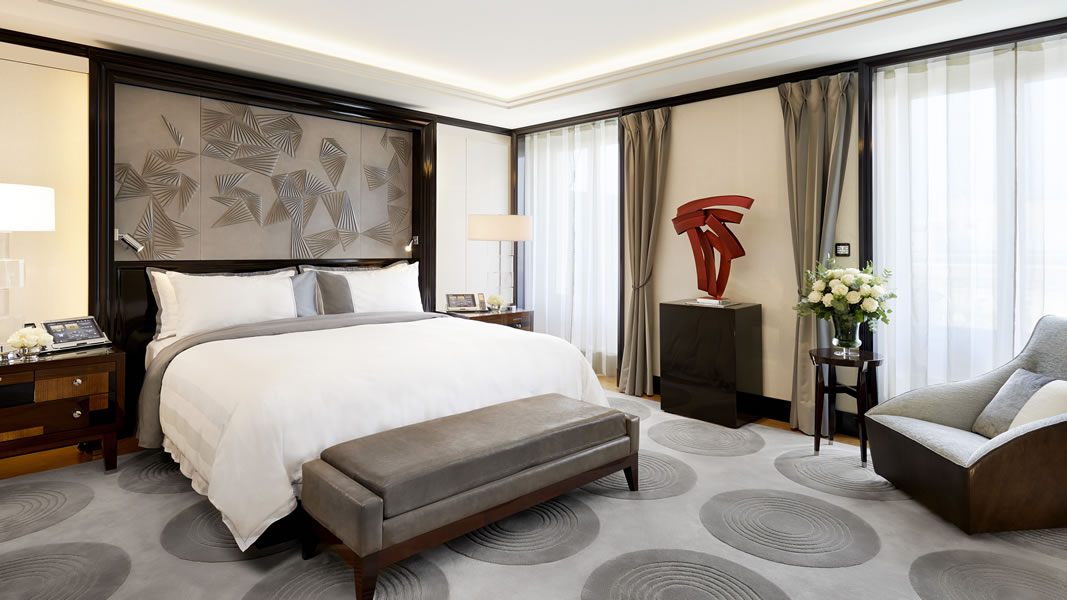 Suite of the week The Katara Suite at The Peninsula
