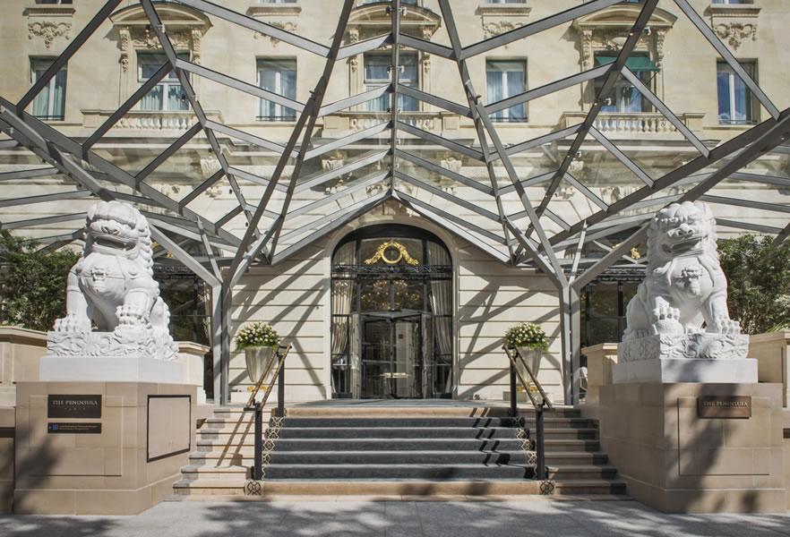 Suite Of The Week The Katara Suite At The Peninsula Paris