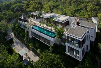Residences by Anantara - Top view (Hi-res)