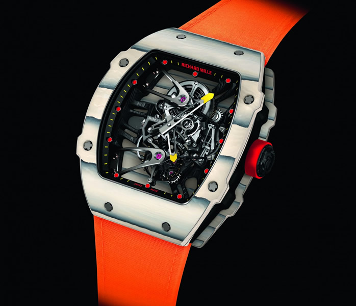 Richard Mille unveils limited edition RM 27-02 Rafael Nadal watch for $750k -