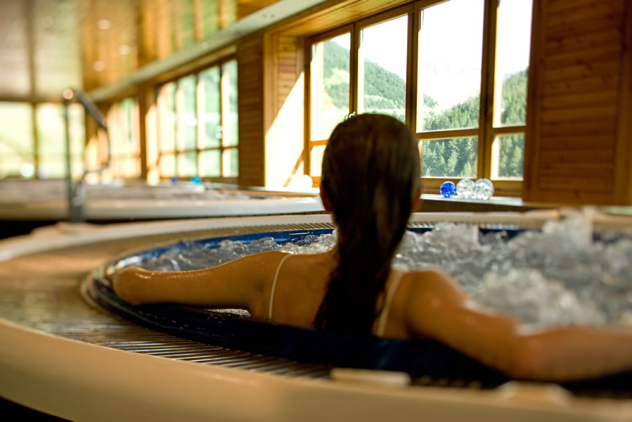 Spa Of The Week Sport Wellness Mountain Spa At The Sport