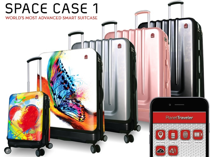 Introducing Space case 1 the last luggage you'll even buy complete ...
