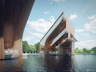 Ukraine-architect-futuristic-glass-house-in-Miami-2