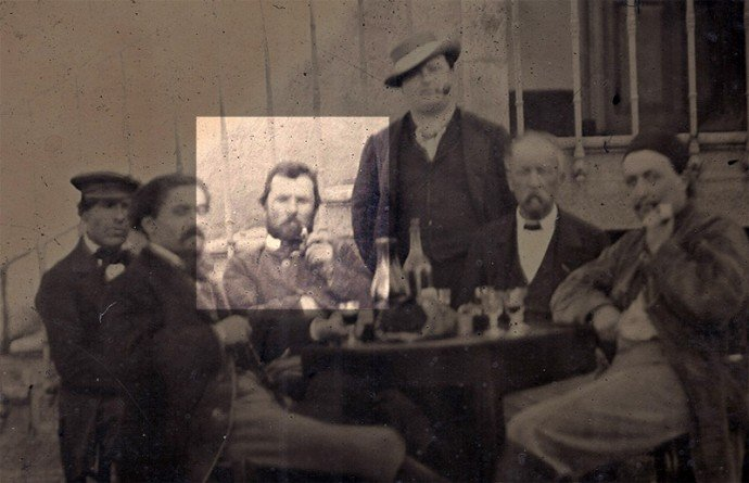 Van-Gogh-finally-seen-in-rare-1887-photograph-2