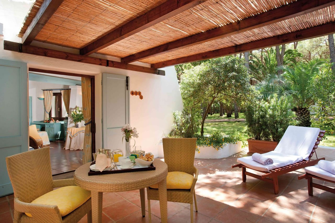 Villa del Parco, Forte Village Resort, Sardinië, Italië