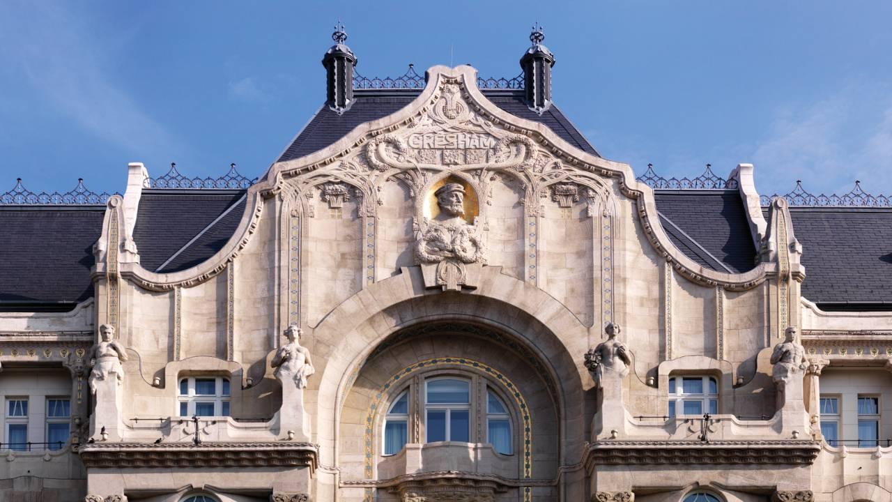 Four Seasons Gresham Palace Budapest Review