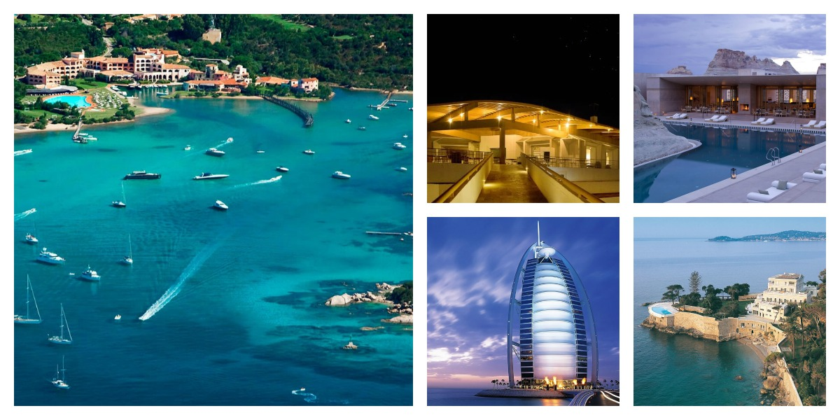 11 most expensive luxury hotels around the world for Luxury hotels around the world
