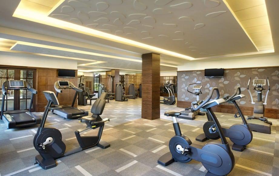 st-regis-mauritius-Fitness Center