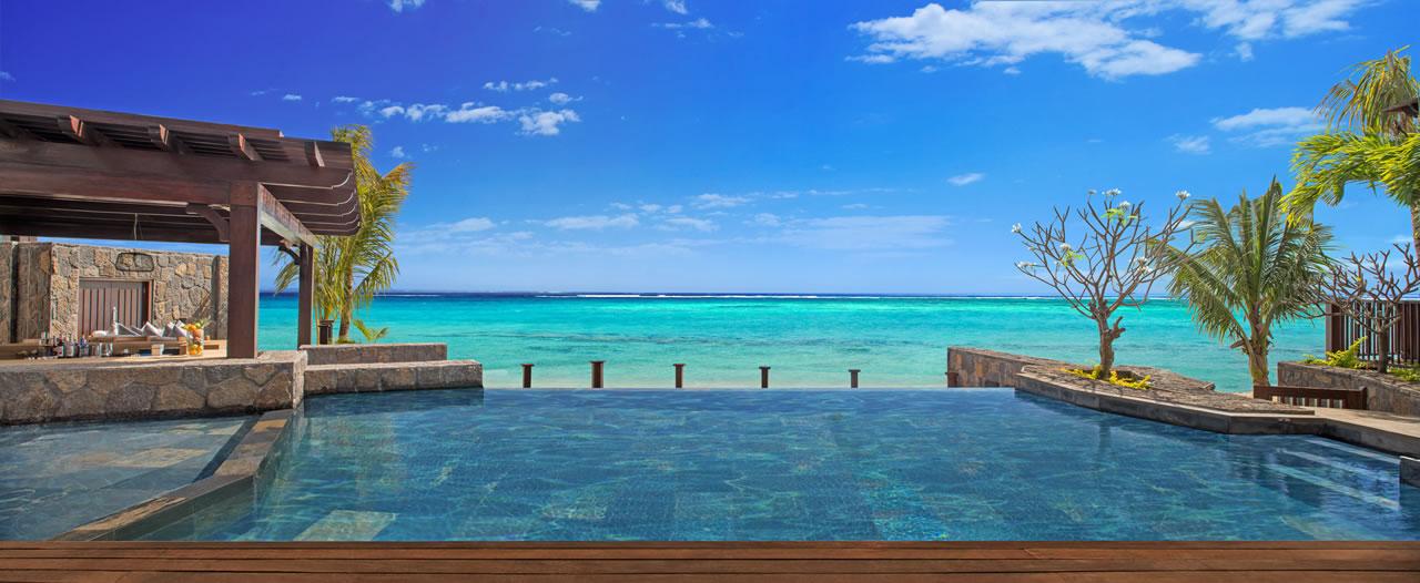 st-regis-mauritius-The St Regis Villa Infinity Pool