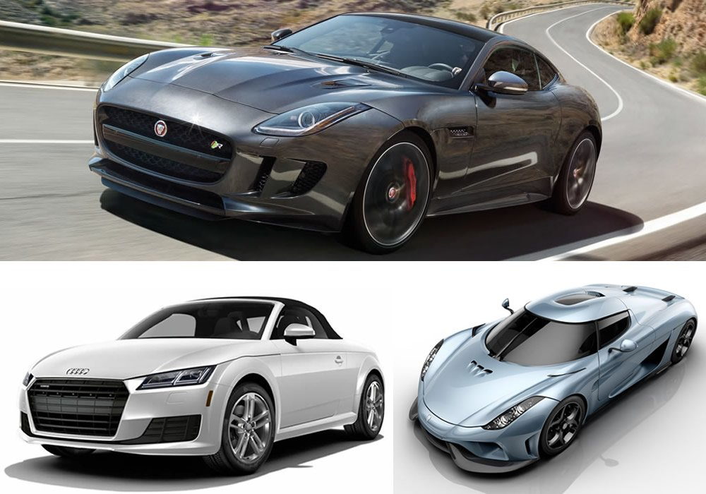 Must Drive Convertible Supercars In