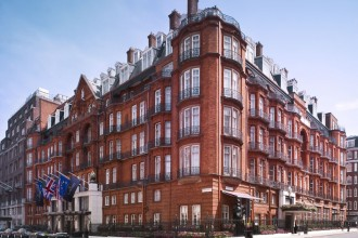 Claridges-London_ Exterior 2