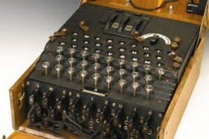 Enigma-machine-from-World-War-II