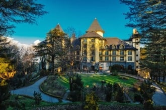 Exterior - Wildflower Hall, Shimla in the Himalayas, An Oberoi Resort