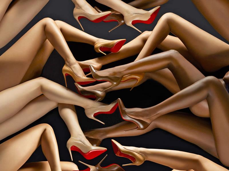 Christian Louboutin Nude So Kate Pumps Size EU 36.5