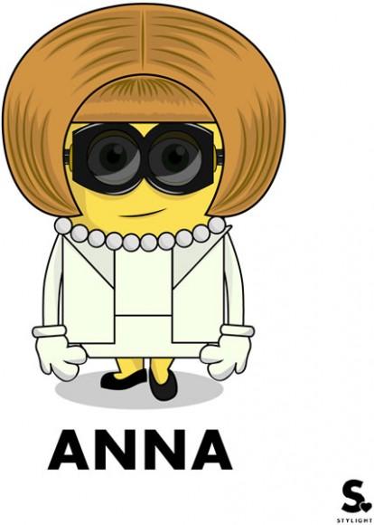 Minions-Anna