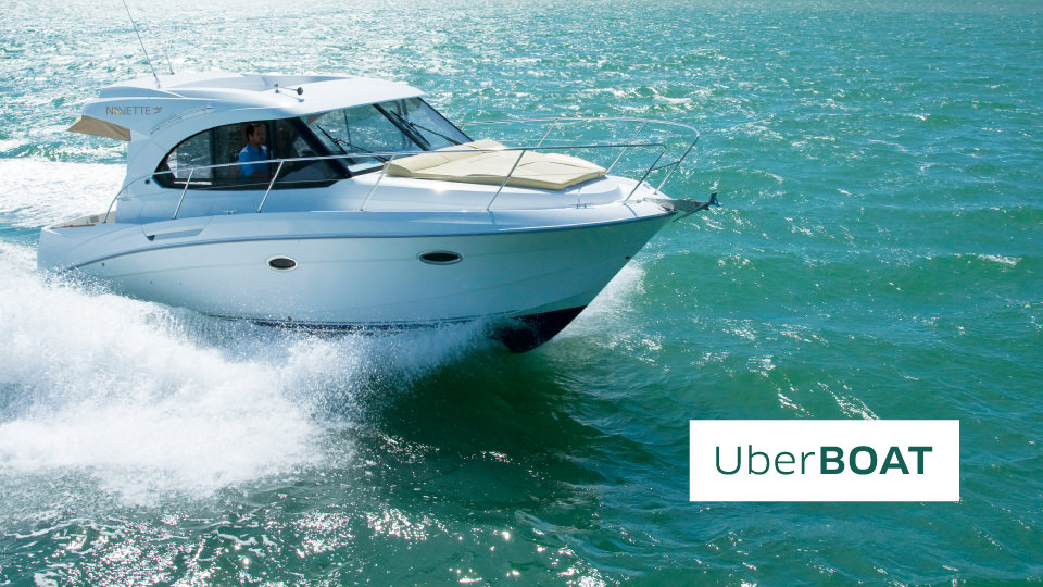 Uber offers luxury boat rides in Istanbul : Luxurylaunches