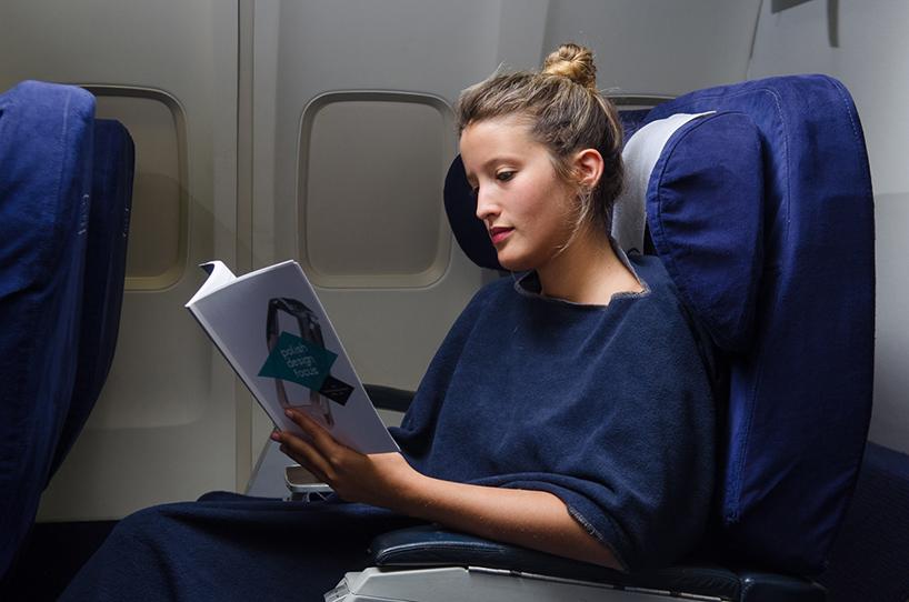 Wearable-blanket-by-Israeli-in-pilot-journey-3