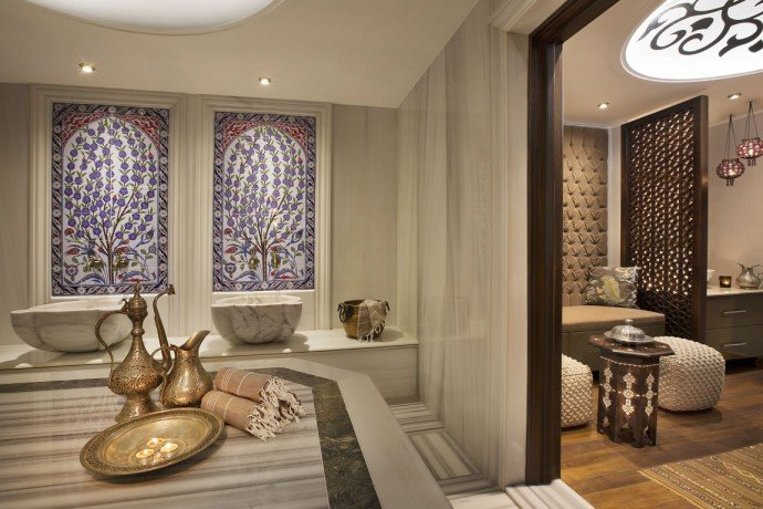 Couple's Hamam suite