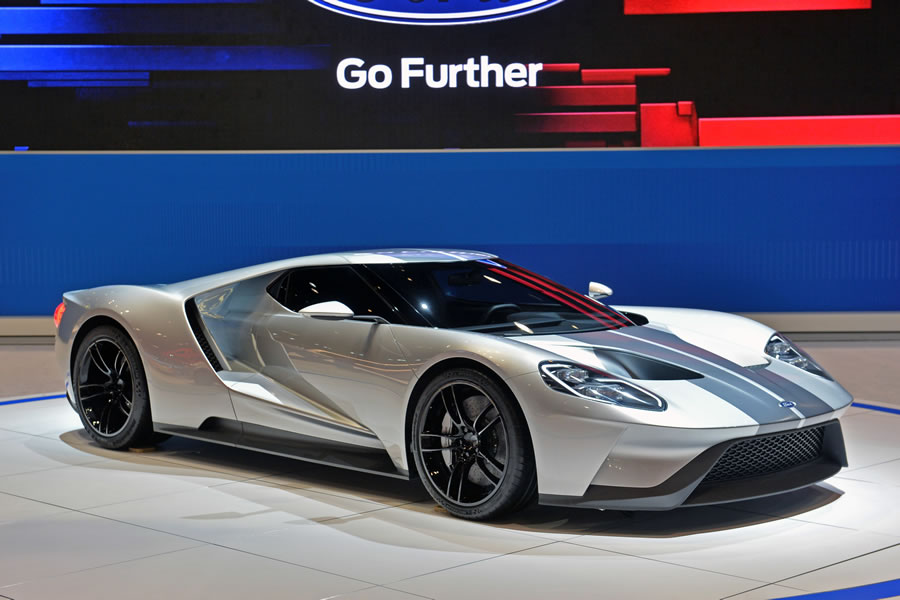 You Just Cant Buy The  Ford Gt You Have To Apply For One
