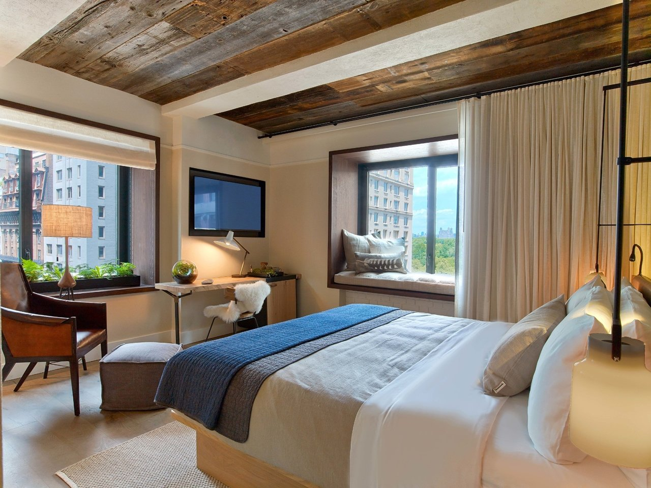 hotel central park new york gets a new eco luxury hotel