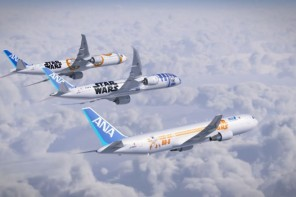 1-Star Wars planes feature R2-D2 and BB-8